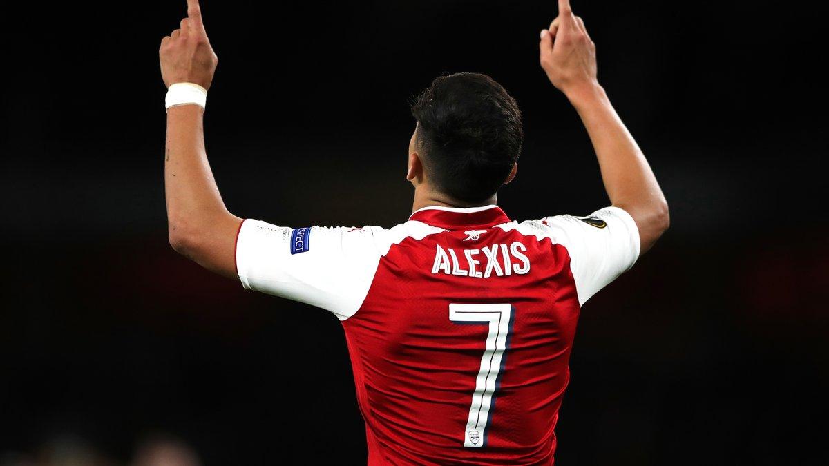 Paris n'oublie pas Alexis Sanchez