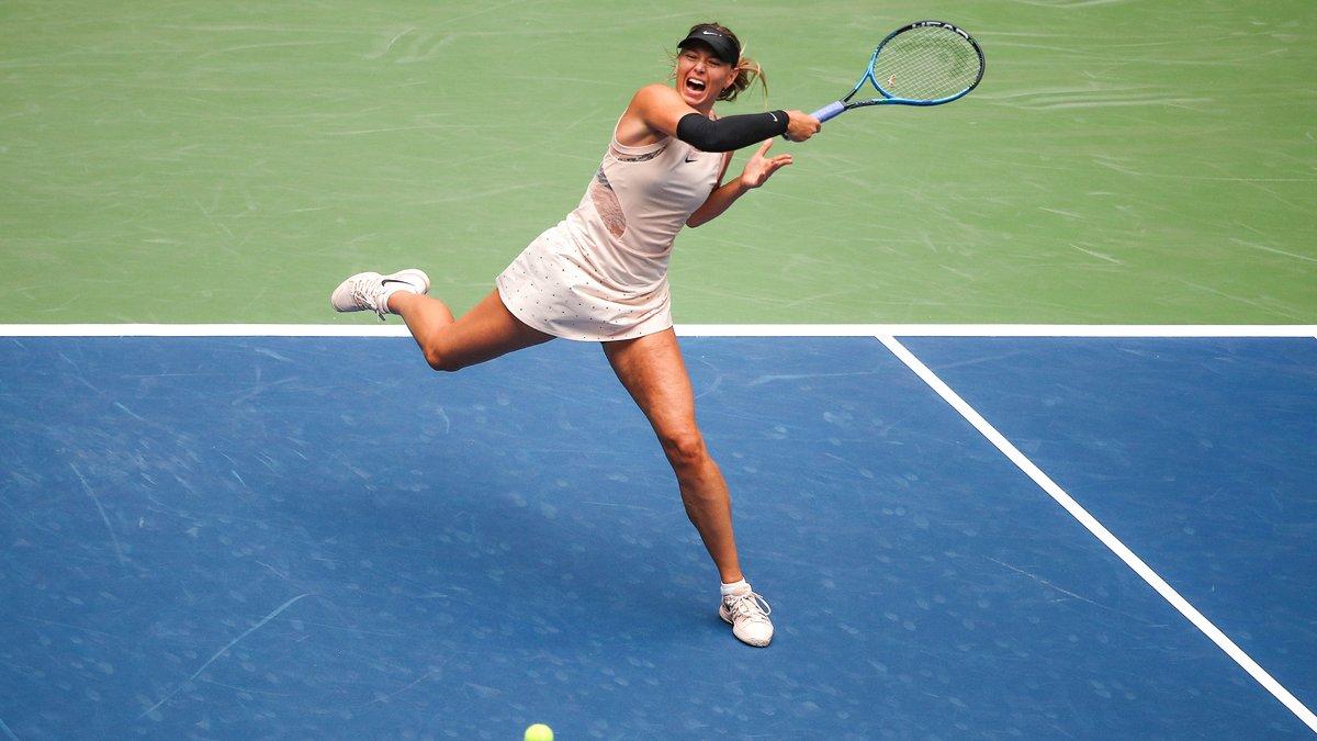 Cette incroyable anecdote de Maria Sharapova sur les sœurs Williams
