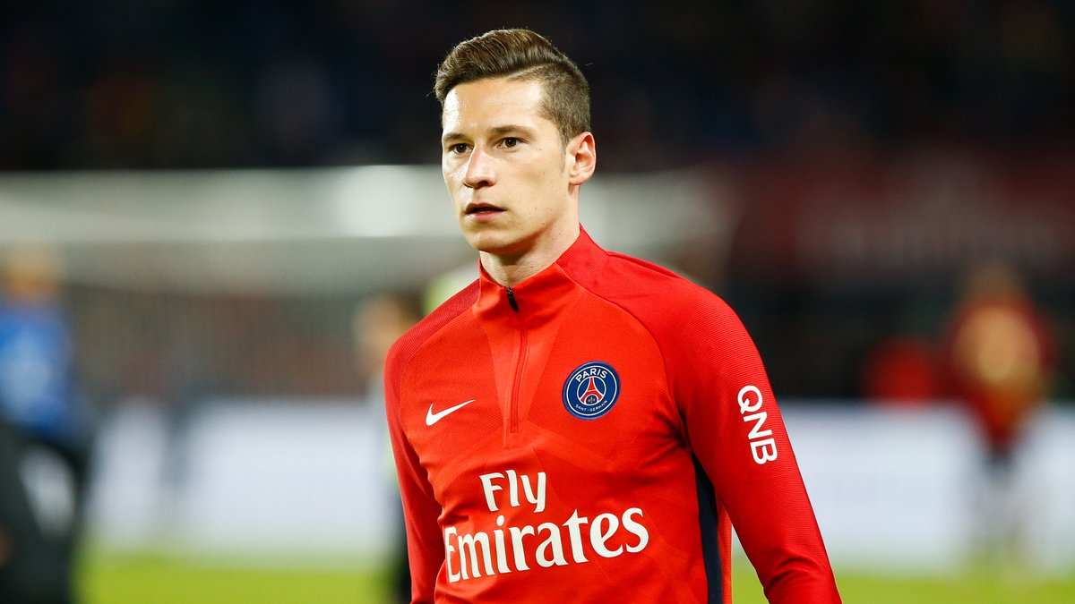 Le message fort de Julian Draxler !