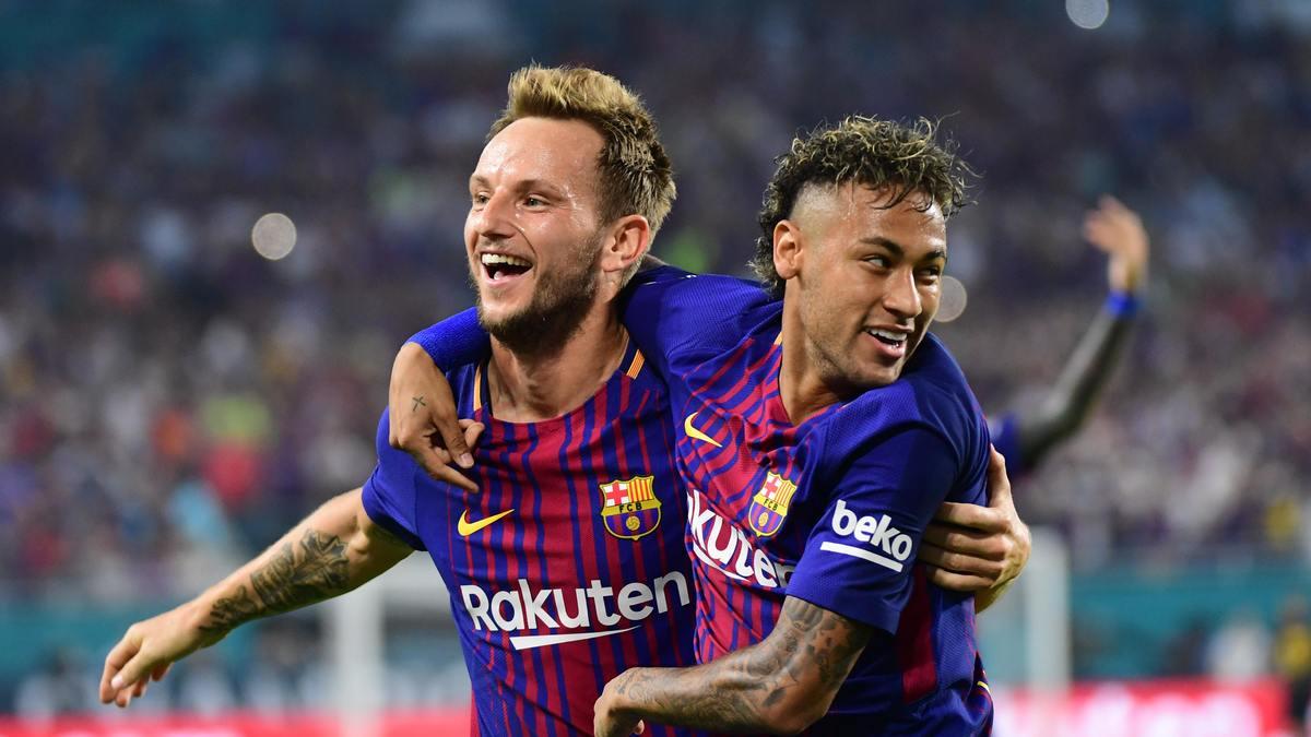 Finale mondial 2018: Neymar adresse un beau message à Rakitic et Mbappé