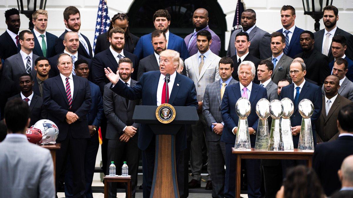 Donald Trump répond sèchement aux Warriors