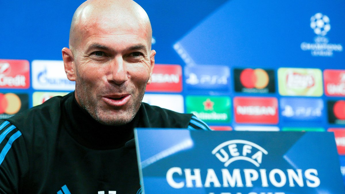Zidane s'enflamme pour Isco — Real Madrid