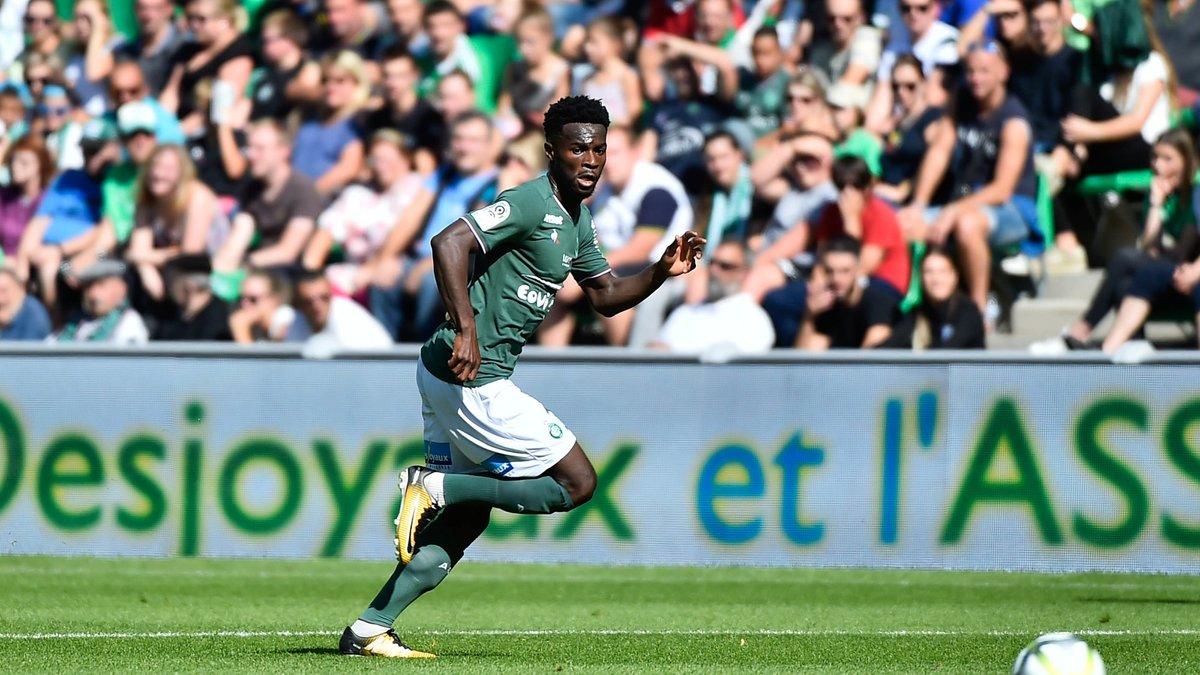 Les dessous de la mise à l'écart de Jonathan Bamba — Saint-Etienne