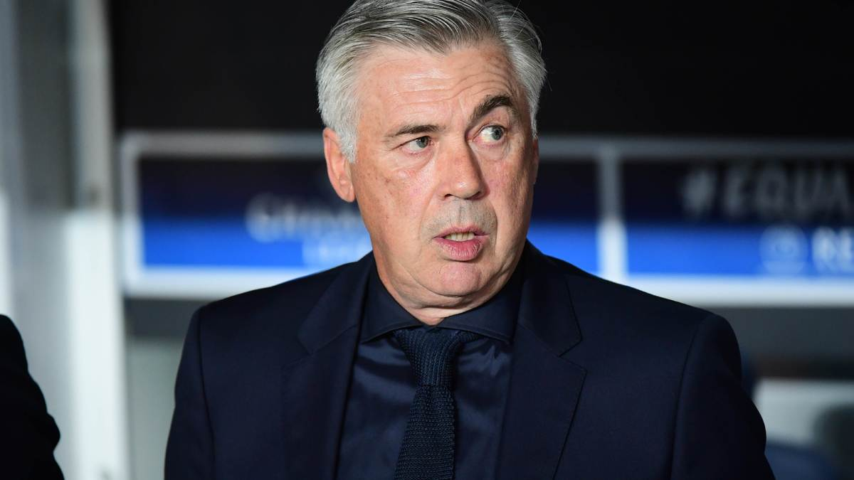 Ancelotti refuse le poste de sélectionneur