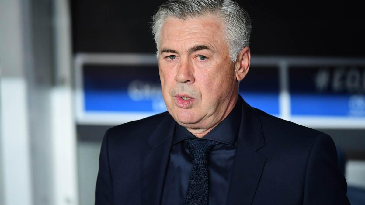 PSG : Ces révélations sur les choix d'Ancelotti pour son avenir