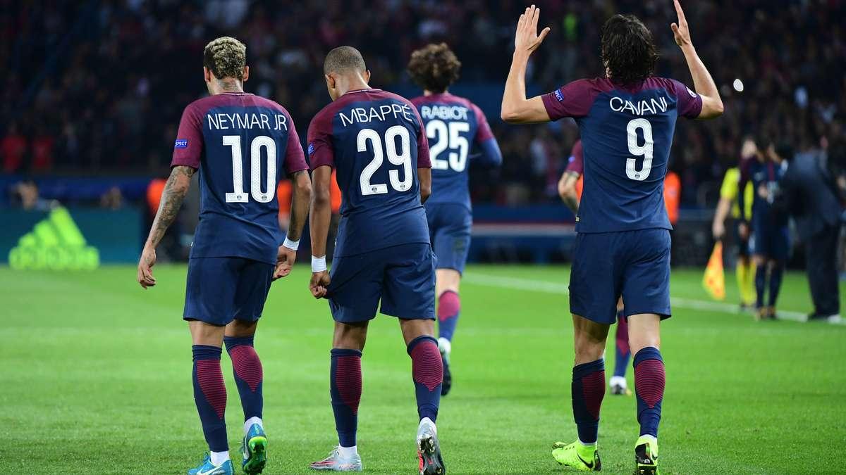 PSG : Neymar détesté par les autres joueurs ?