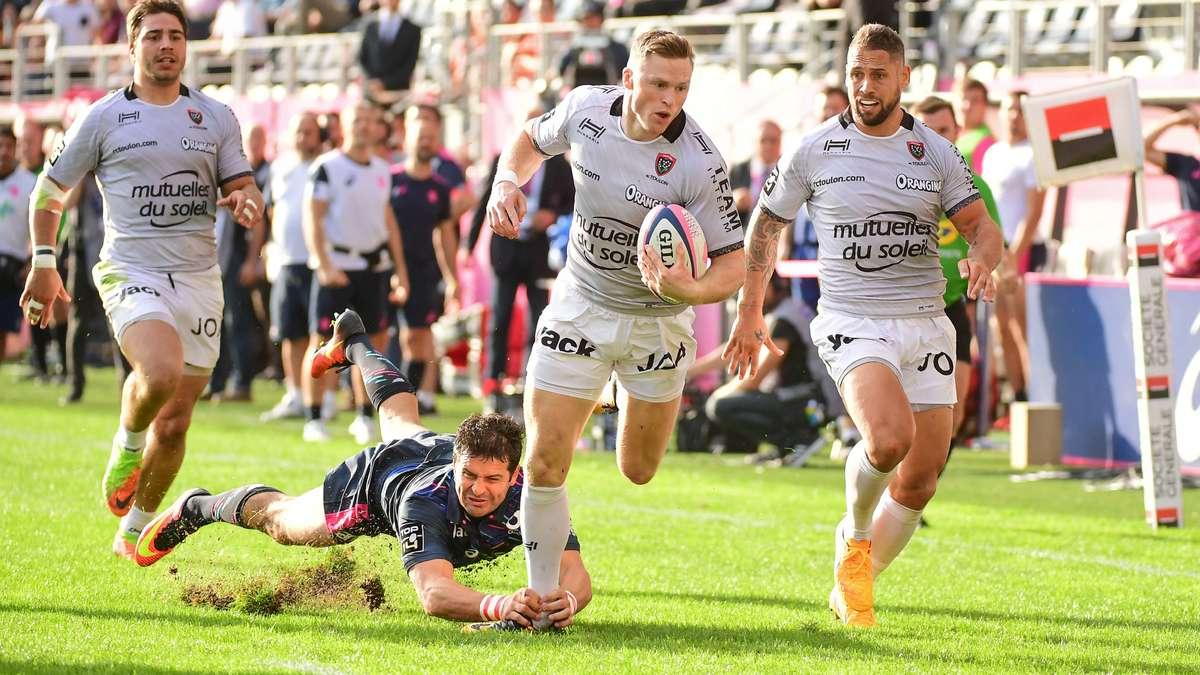 Rugby - Top 14 : «Les Toulonnais sont capables de faire ce qu'ils veulent»