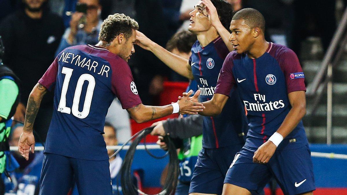 Neymar est bien le meilleur joueur d'Europe — PSG
