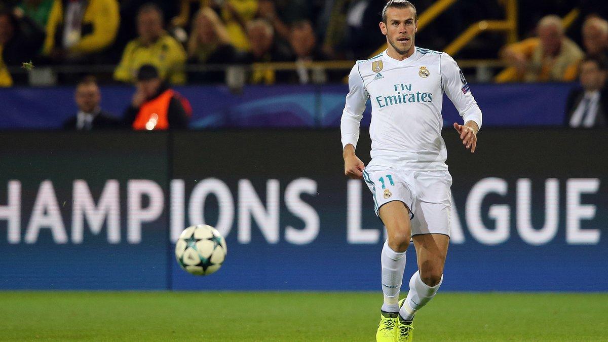 Real Madrid - Blessure au mollet pour Bale