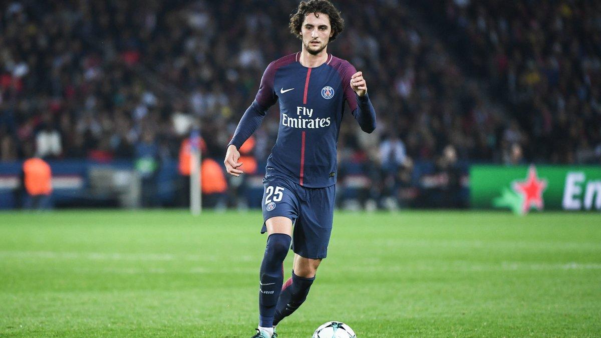 PSG: De retour à l'entraînement, Rabiot postule pour Toulouse