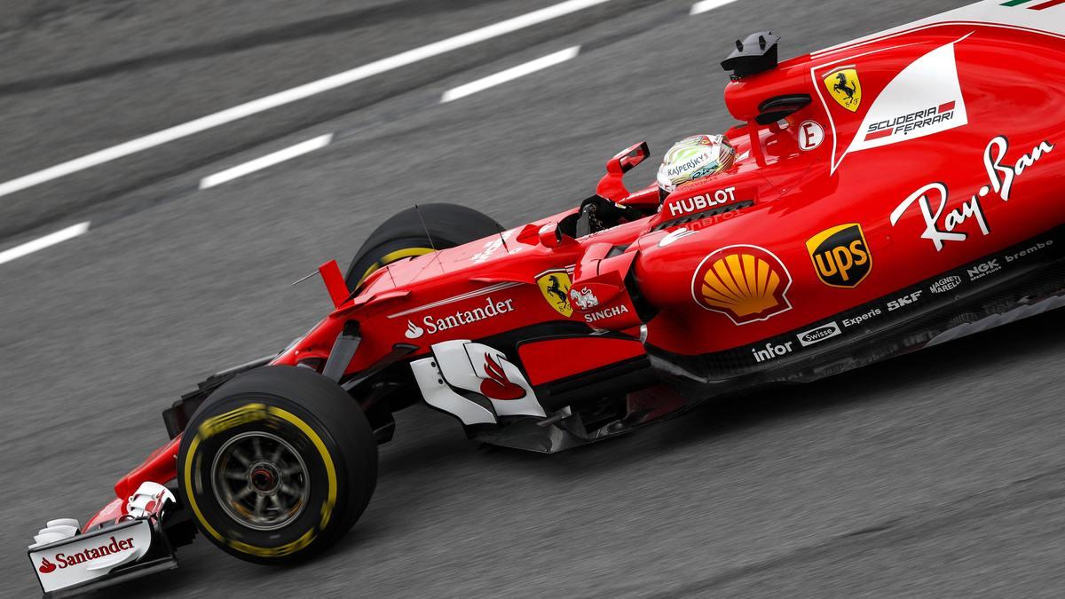 Le message rassurant de Sebastian Vettel