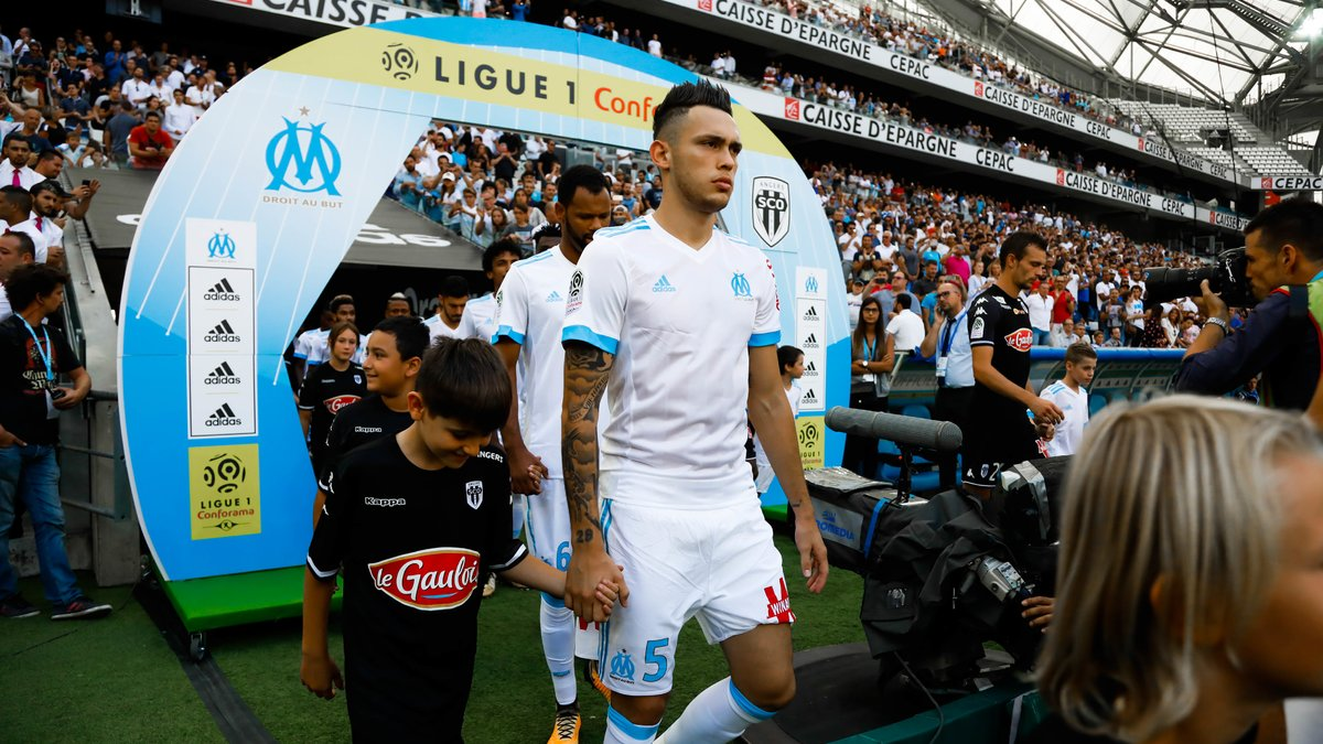 Ocampos s'imagine en sélection — OM
