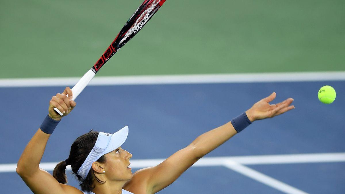 Caroline Garcia rejoint Alizé Cornet au 3e tour