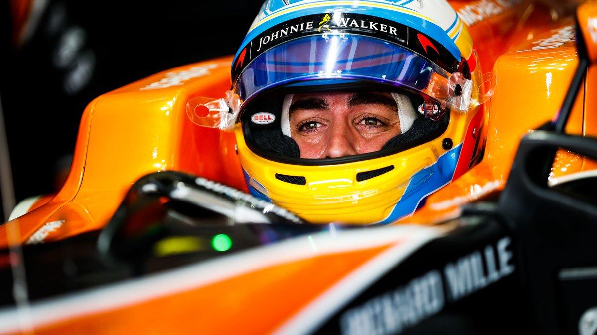 Le message lourd de sens de Fernando Alonso