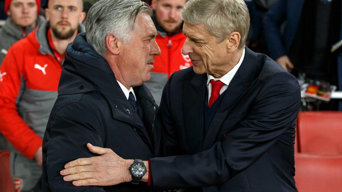 Ancelotti veut revenir en Angleterre, pas au PSG — Mirror