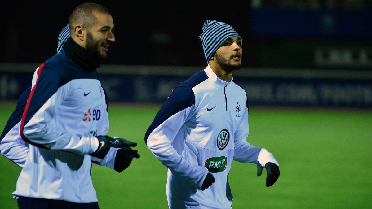 BUZZ DEJEUNER: Hatem Ben Arfa chambré par Henri Emile devant Didier Deschamps