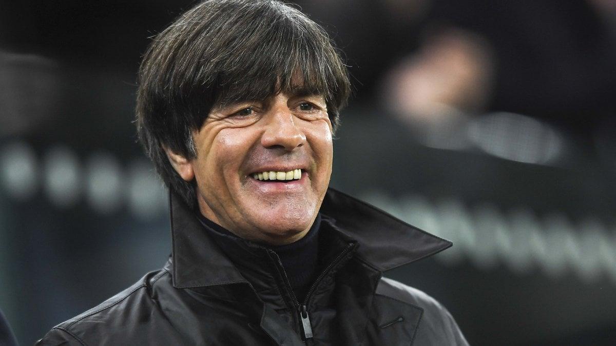Joachim Löw élogieux envers les Bleus — Coupe du Monde