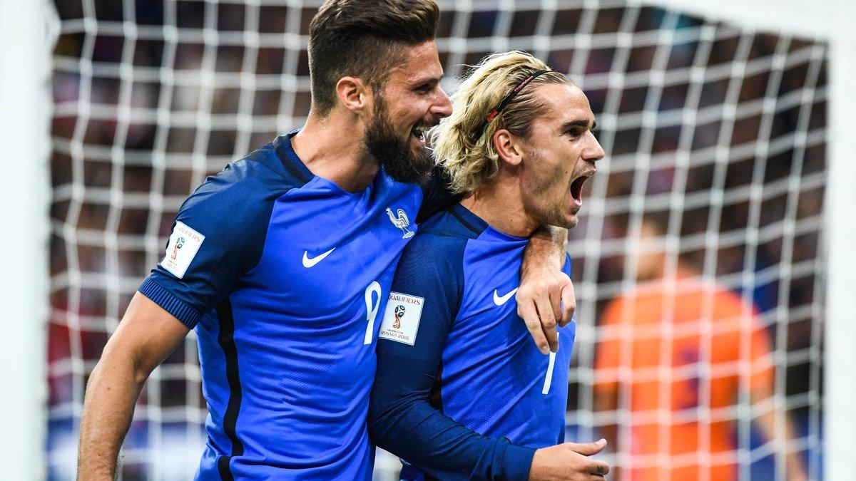 Giroud dépasse Benzema avec son 28e but — France-Biélorussie