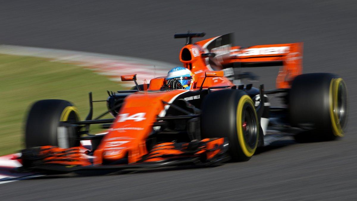 Alonso demeure fidèle à McLaren