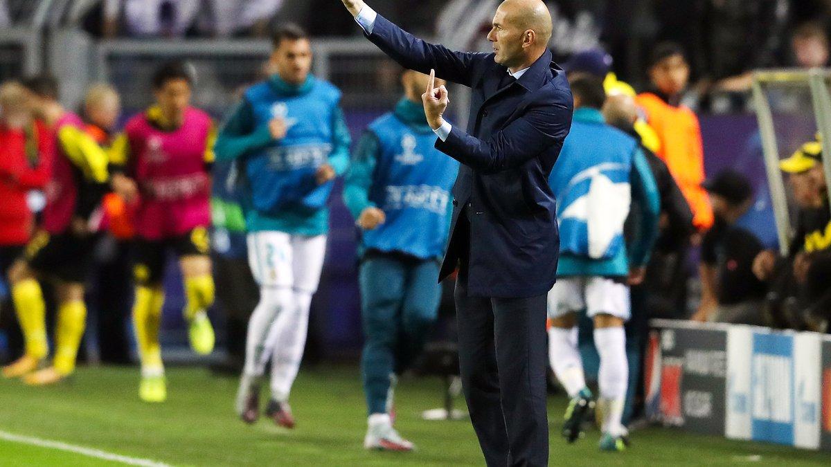 Real Madrid : Entraîner le Barça ? La réponse sans appel de Zidane