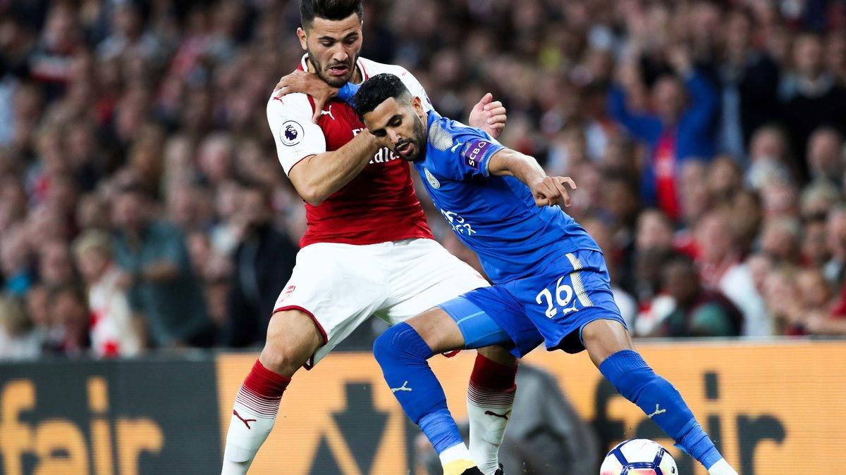 Arsenal : Un concurrent de poids pour Wenger avec Riyad Mahrez