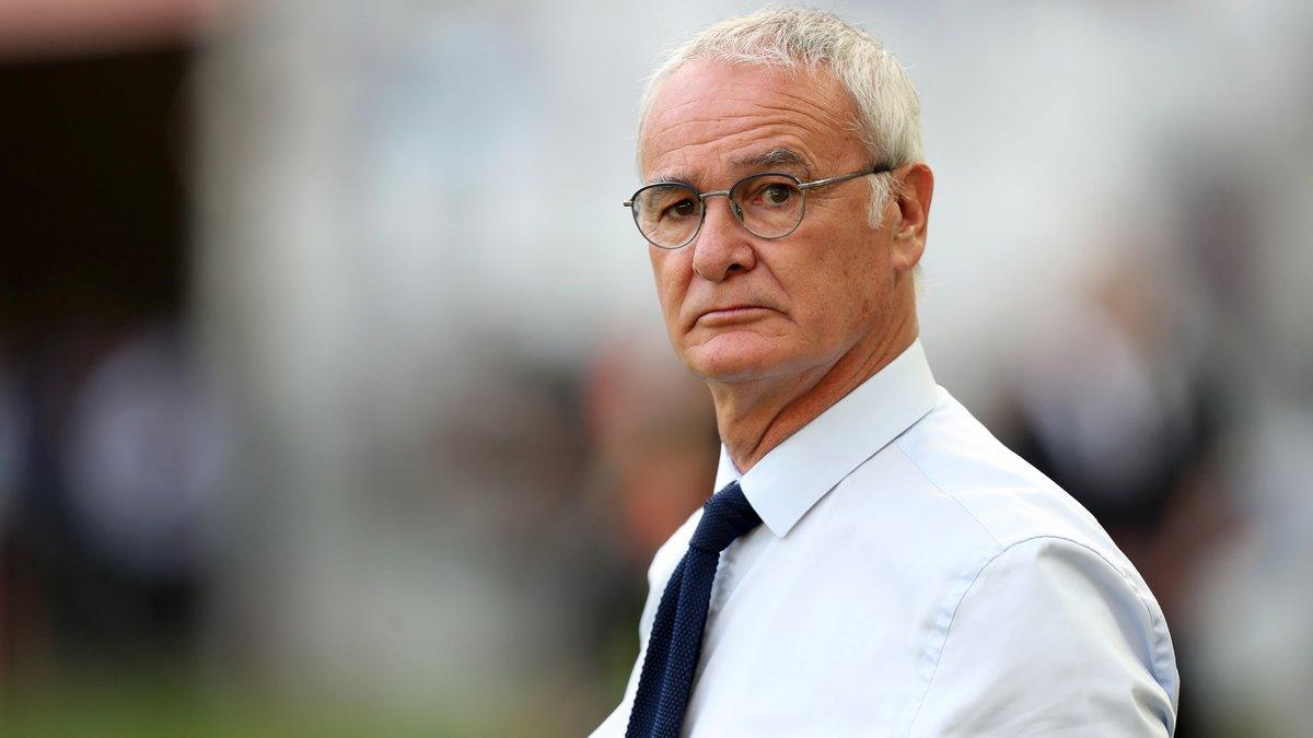 OL : Claudio Ranieri envoie un message fort à Jean-Michel Aulas