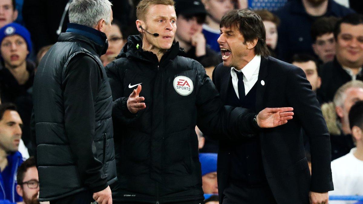 Conte remet Mourinho à sa place