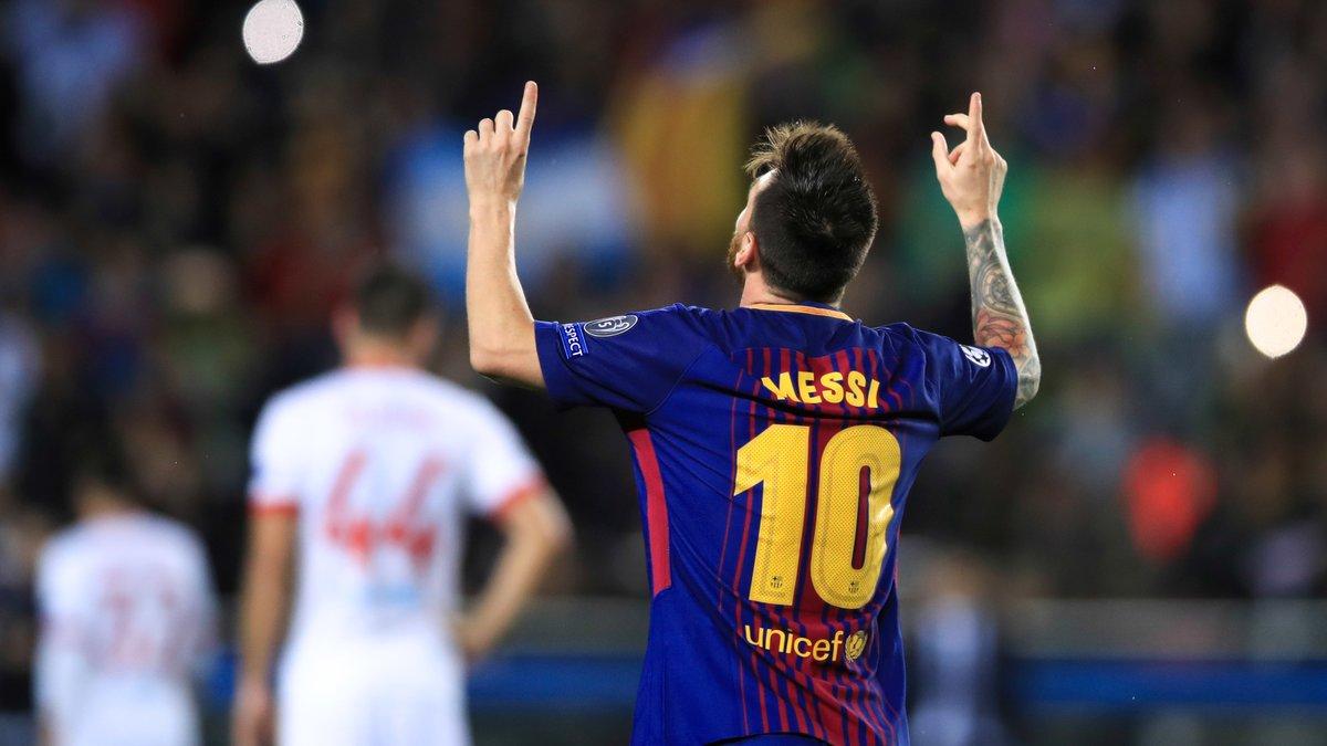 Pour Tebas, Messi a déjà prolongé — Barça
