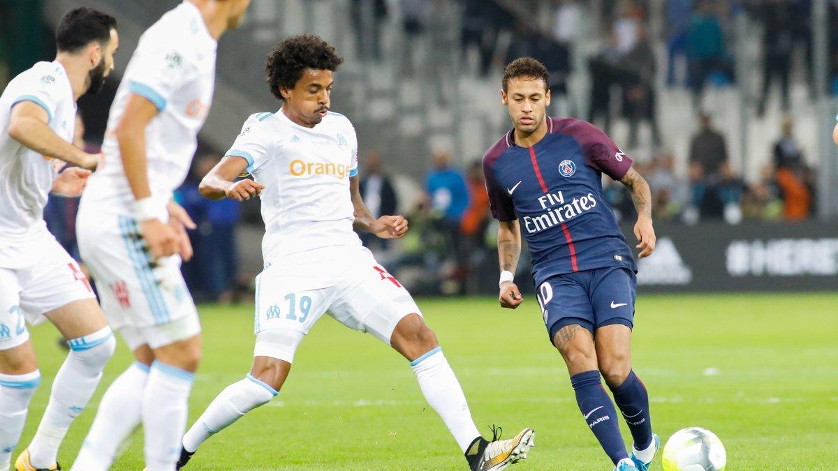 Garcia commente la présence de Luiz Gustavo à l'anniversaire de Neymar — OM