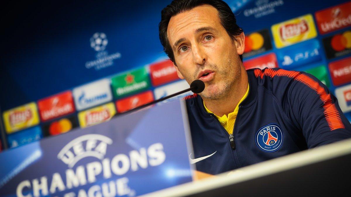 Emery remplacé en fin d'année — PSG
