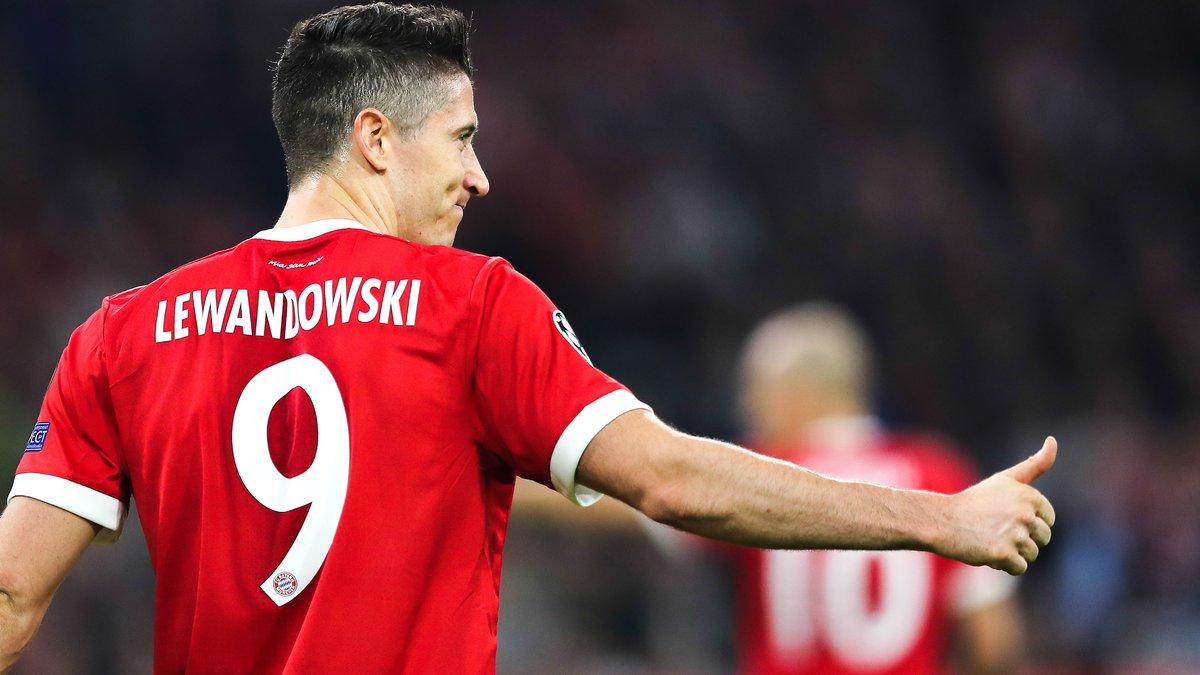 Lewandowski, le Real ou rien — Bayern
