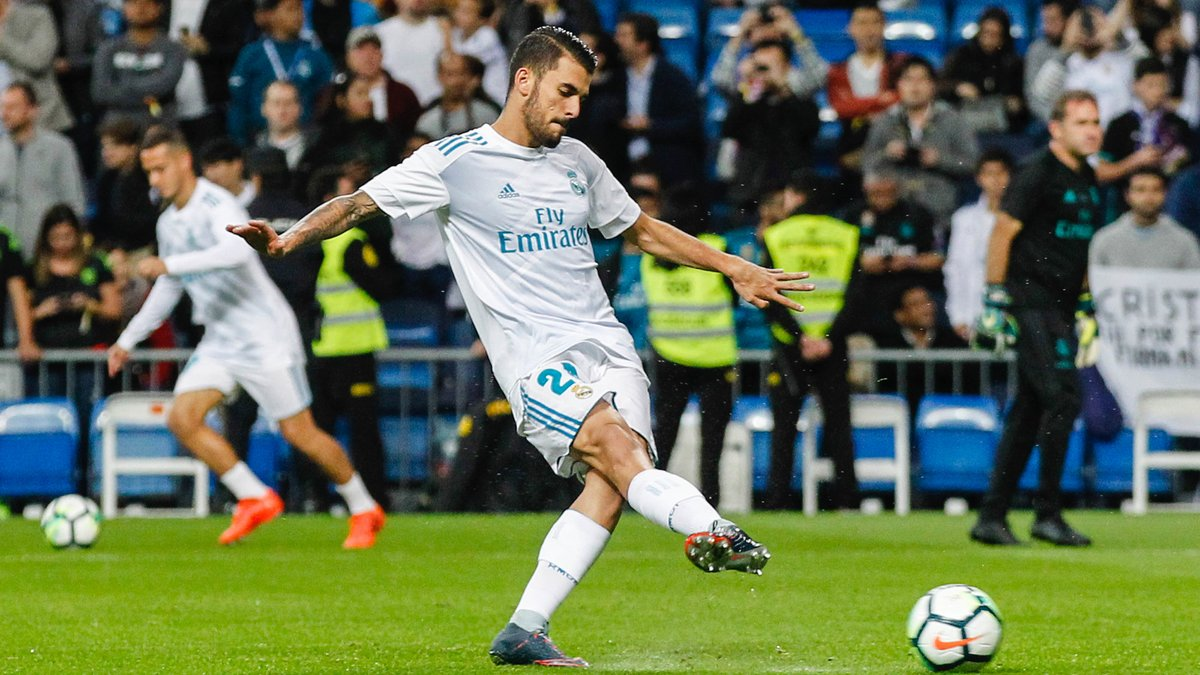 Real Madrid : Beaucoup d'absents contre Las Palmas