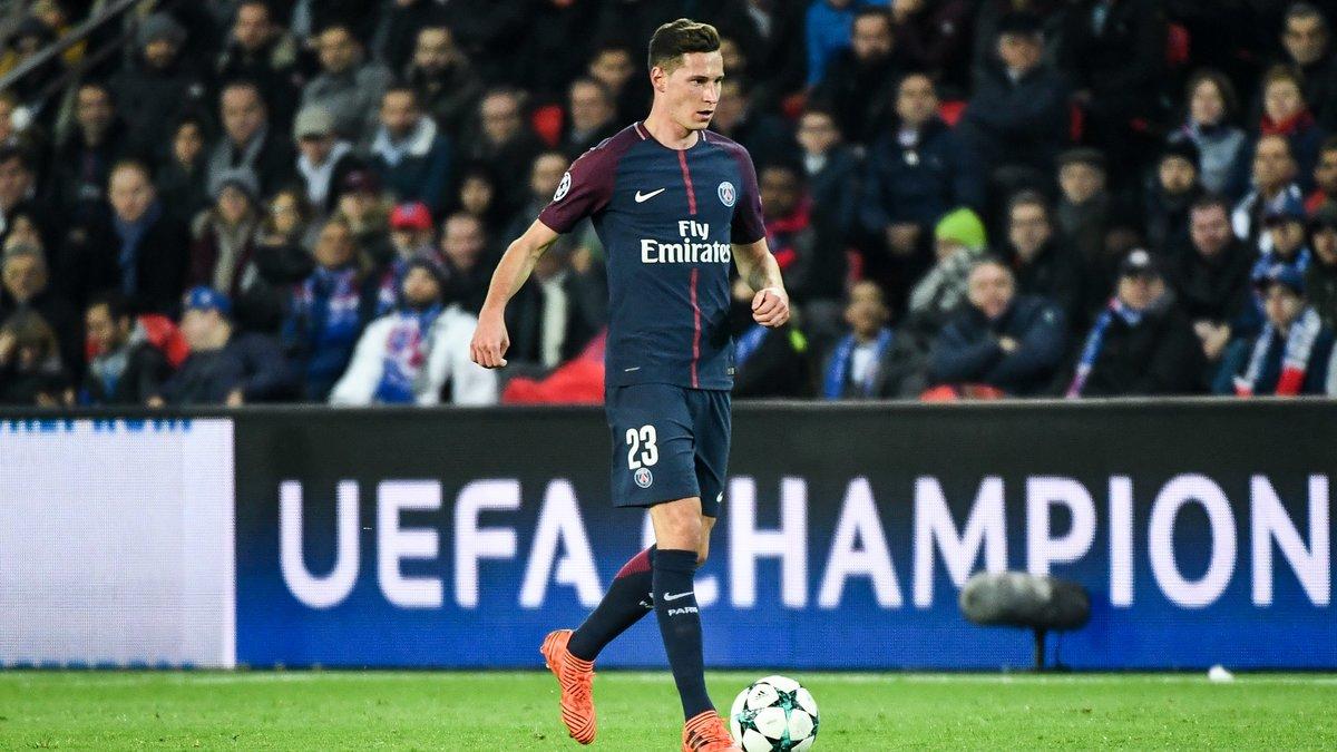 Draxler bientôt au Bayern Munich — PSG