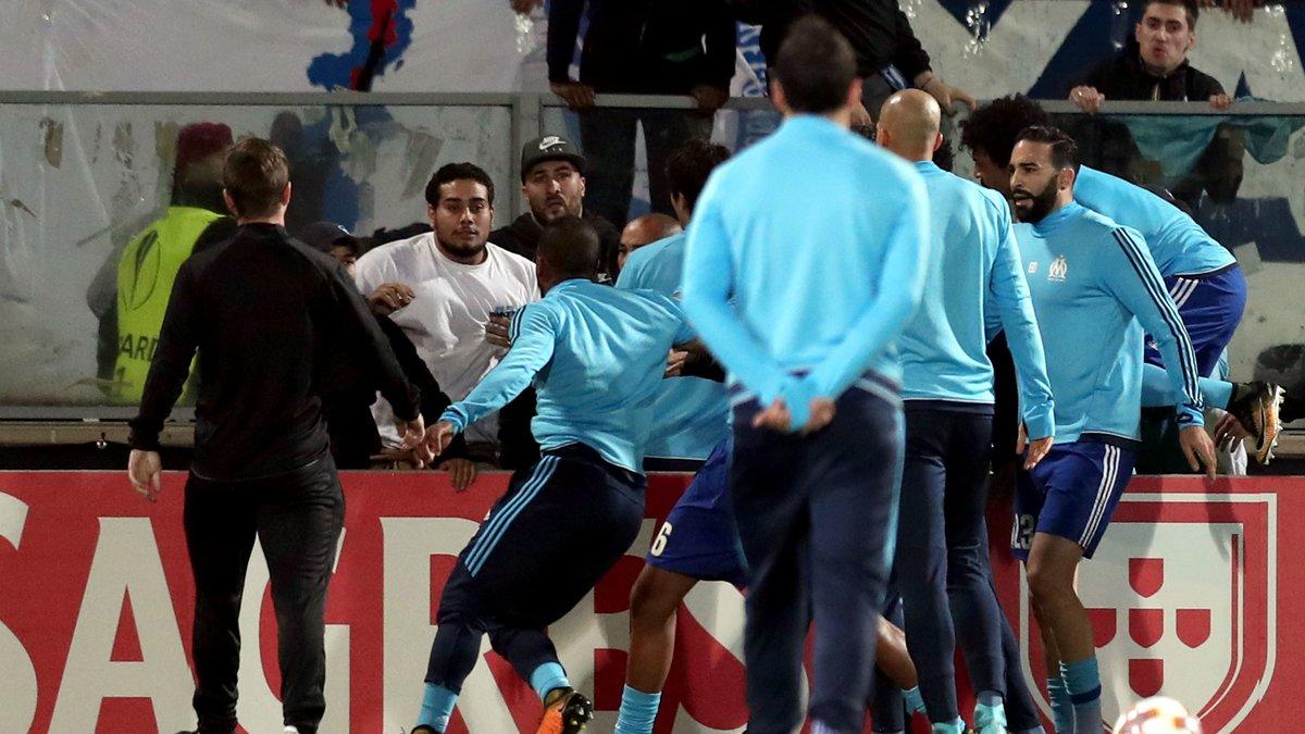 OM - Malaise : Adil Rami revient sur le geste fou de Patrice Evra !