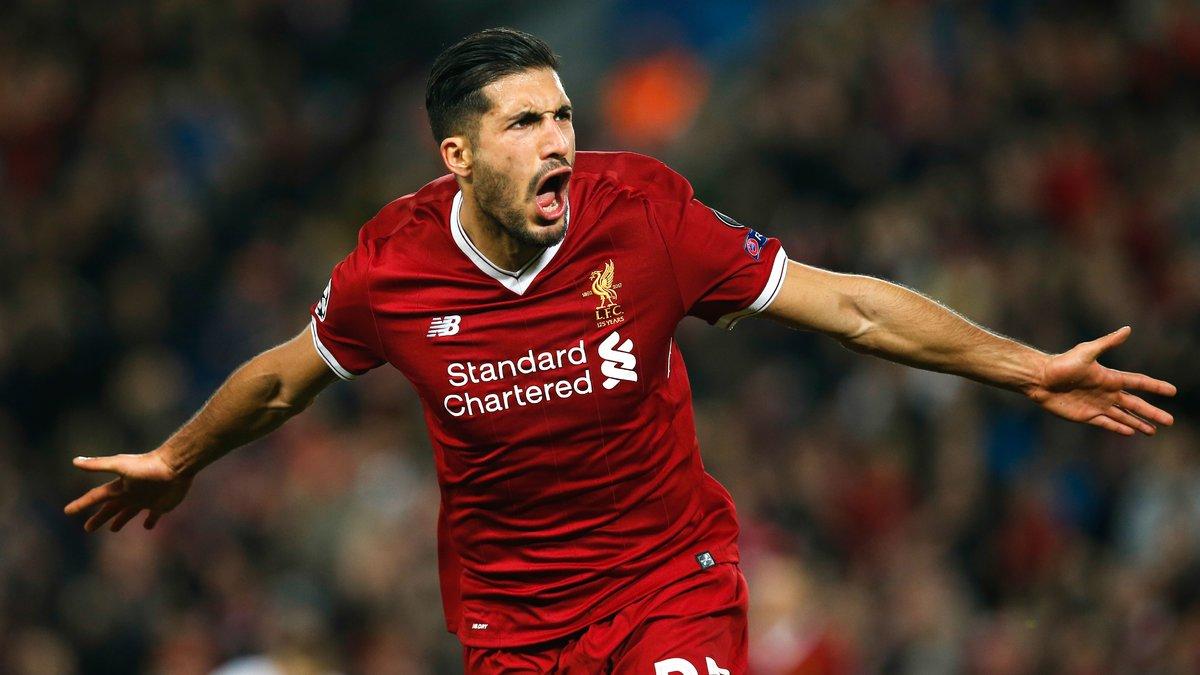 Fin de saison pour Emre Can — Liverpool