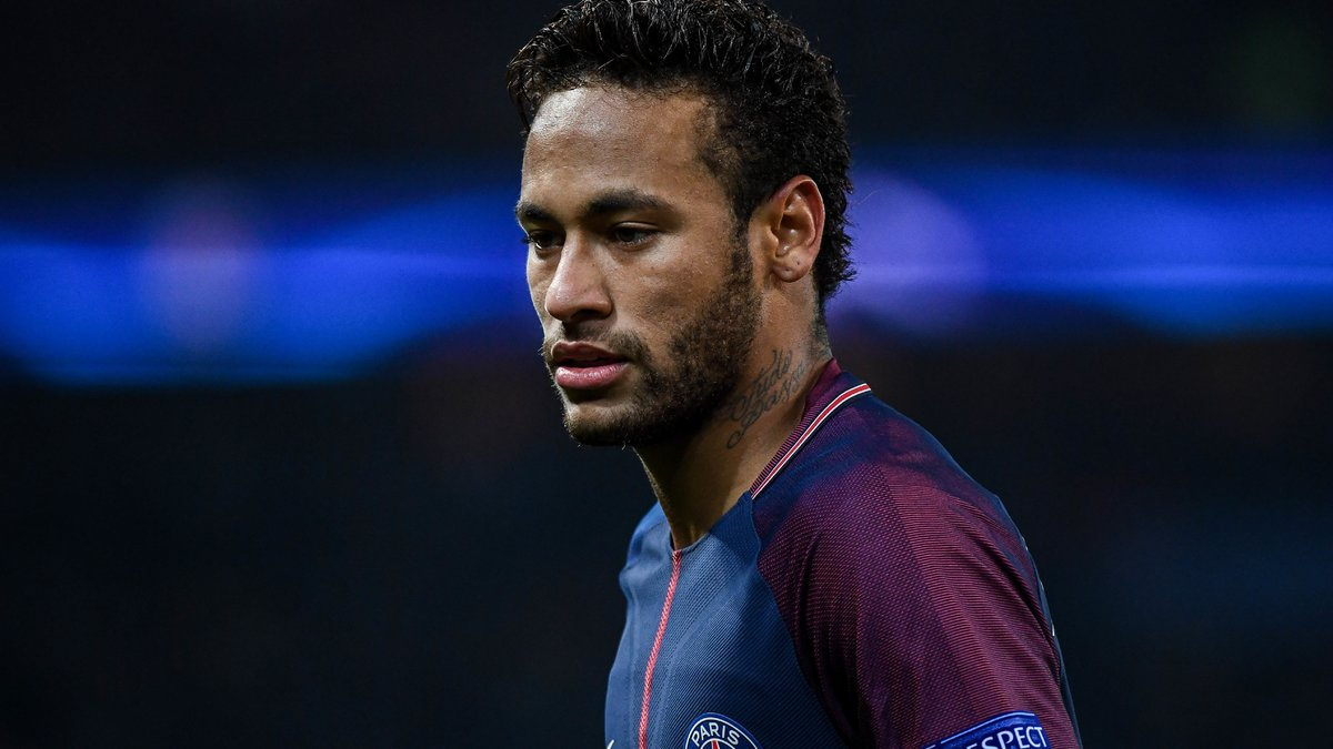 Real Madrid chairman meets with Neymar's father
