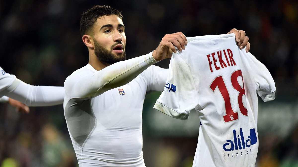 OL - Mercato : Une offre d'Arsenal pour Nabil Fekir