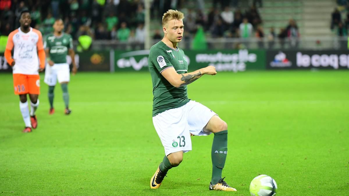Söderlund retourne à Rosenborg — Saint-Étienne