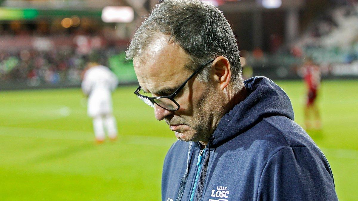 Lille : Campos regrette le choix Bielsa