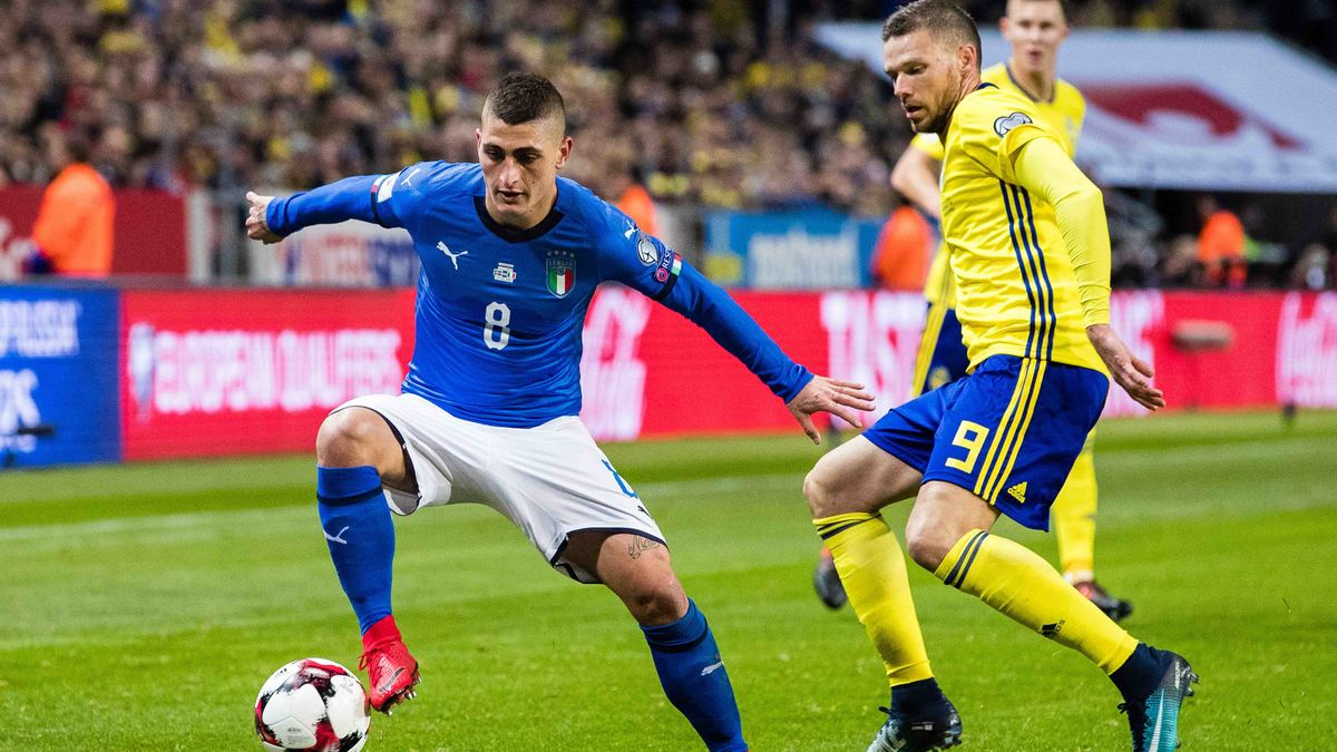 PSG - Zlatan élogieux envers Verratti