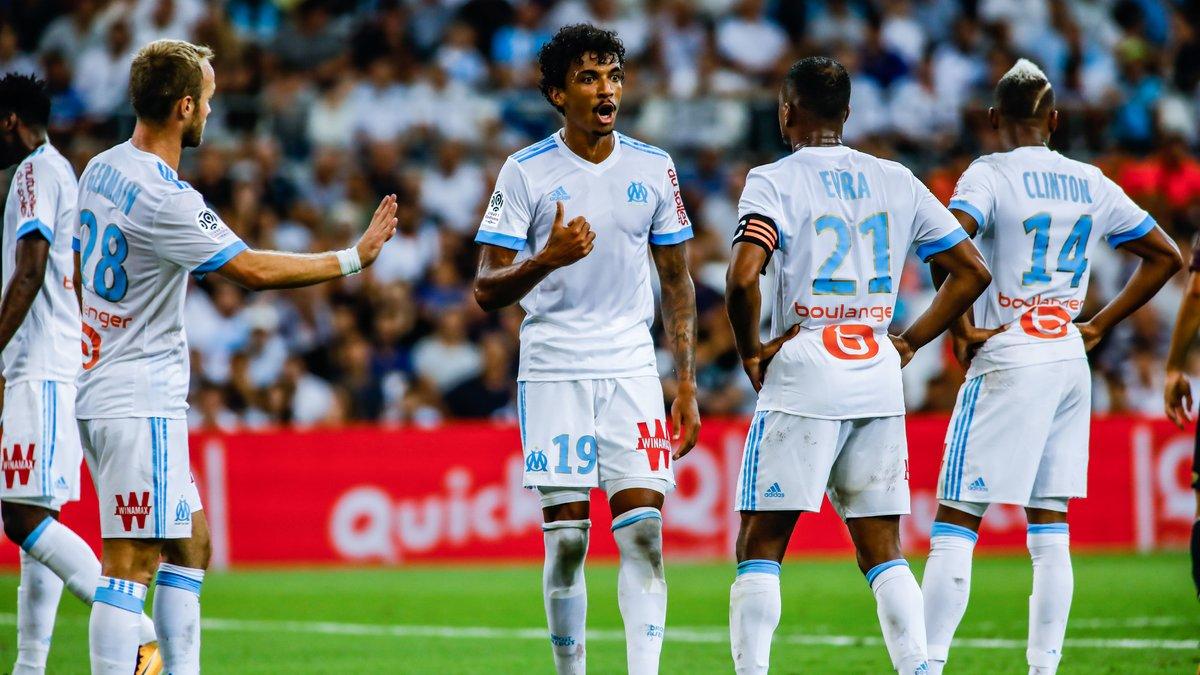 Luiz Gustavo fait une comparaison avec le PSG — OM