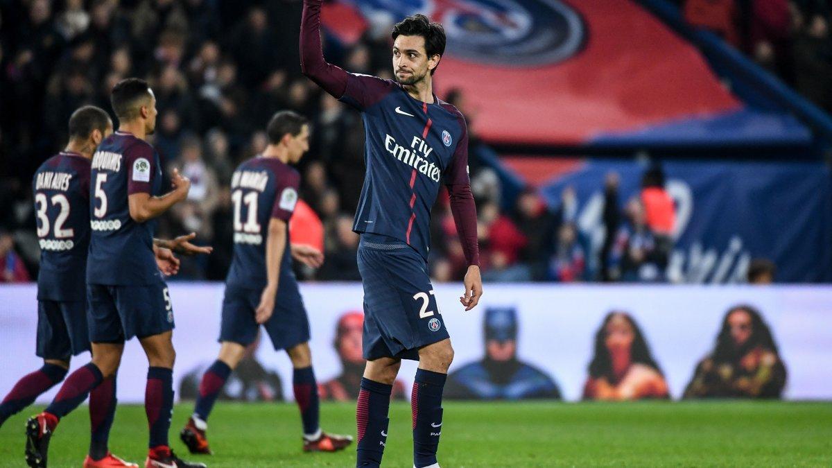 Unai Emery compte sur Javier Pastore — PSG