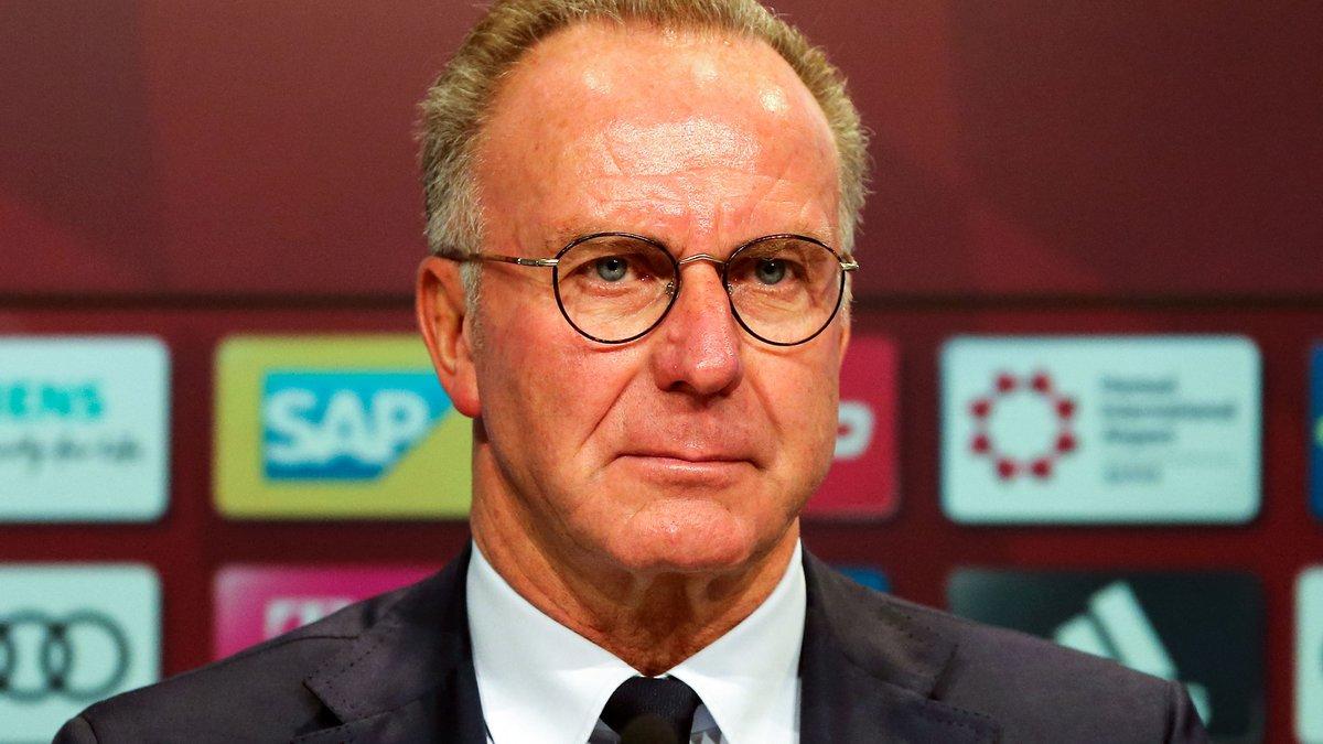 Bayern Munich : L'inquiétude de Rummenigge avant le PSG