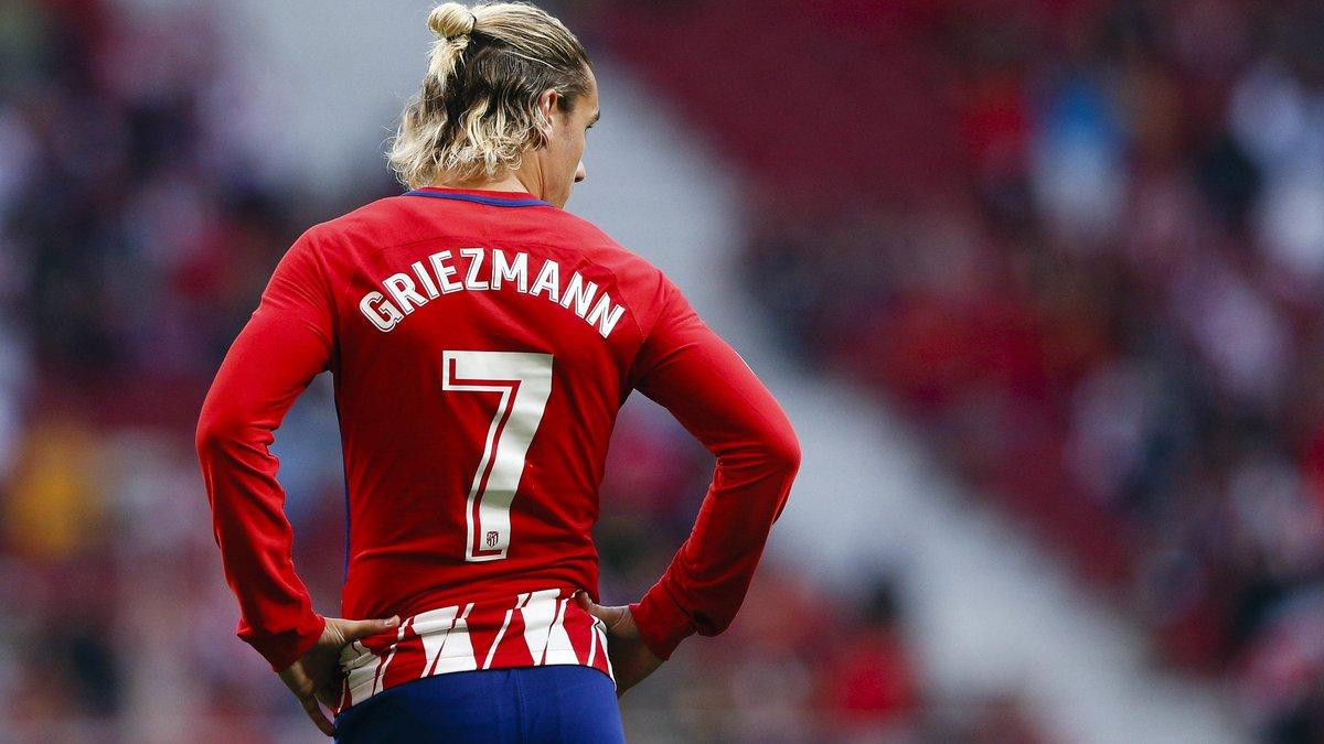 Atlético Madrid : Simeone assure la défense de Griezmann