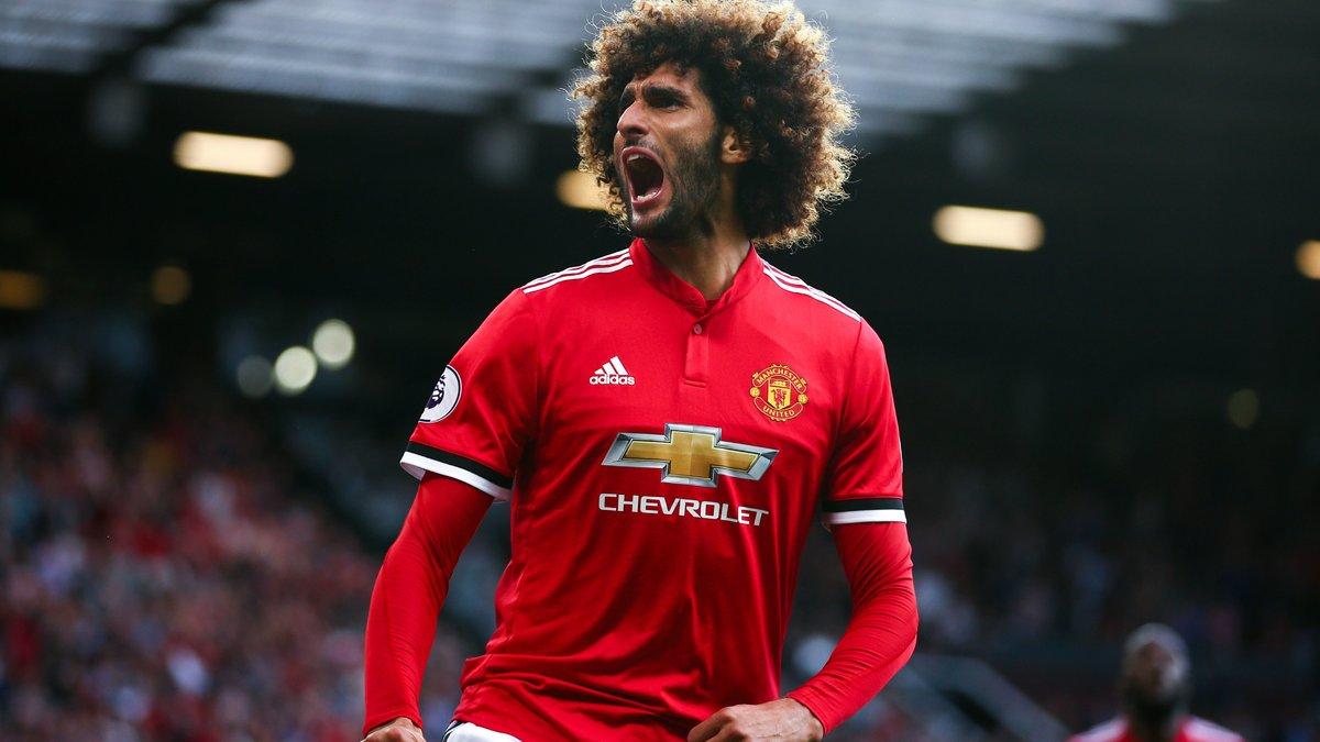Mourinho a peur que Fellaini s'en aille — Manchester United