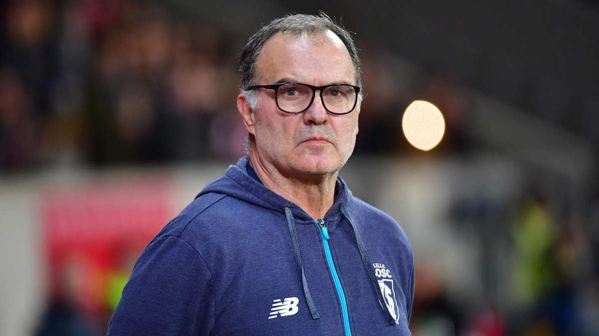 Ligue 1 : suspendu par Lille, Bielsa entame sa contre-attaque