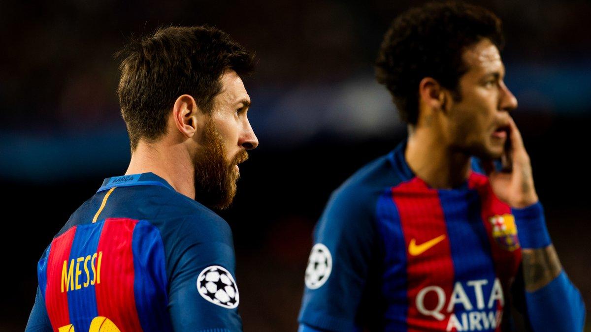 Messi envoie un message touchant à Neymar avant les fêtes — CADEAU