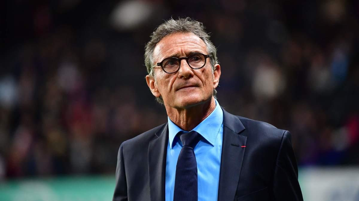 Laporte communiquera mercredi sur l'avenir du XV de France — Rugby