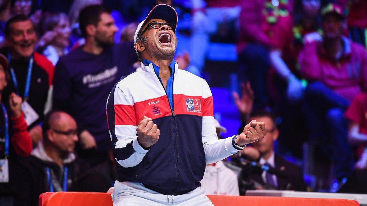 Les Bleus gagnent le double et passent devant la Belgique — Coupe Davis