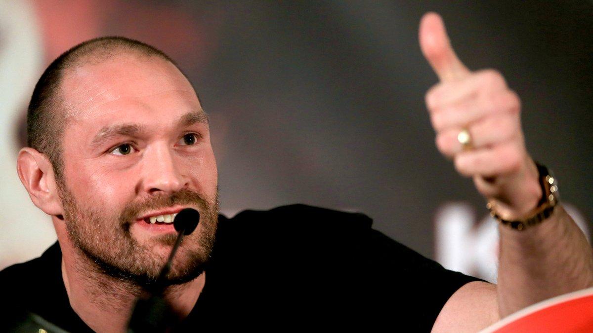 Boxe : Fury annonce sa revanche contre Wilder !